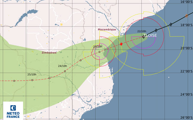 Heavy rainfall predicted for Limpopo, Mpumalanga and KZN